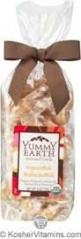 YumEarth Organics Kosher Candy Drops Hopscotch Butterscotch 6 OZ