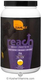 Kosher whey protein powder
