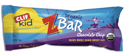 Clif Bar Kosher Zbar Organic Chocolate Chip Dairy Case Of 36 1.27 OZ