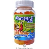 Kosher omega 3 fish oil kosher baby children s for Kosher fish oil